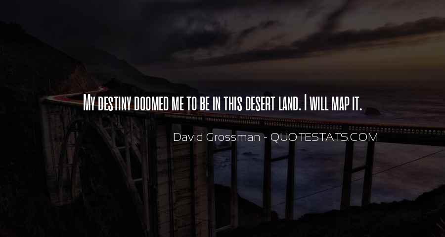 David Grossman Quotes #748109