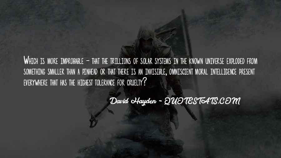 David Hayden Quotes #1314831