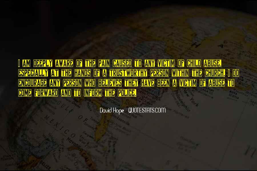 David Hope Quotes #738377