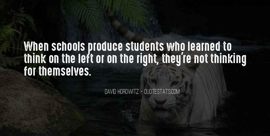 David Horowitz Quotes #1148483