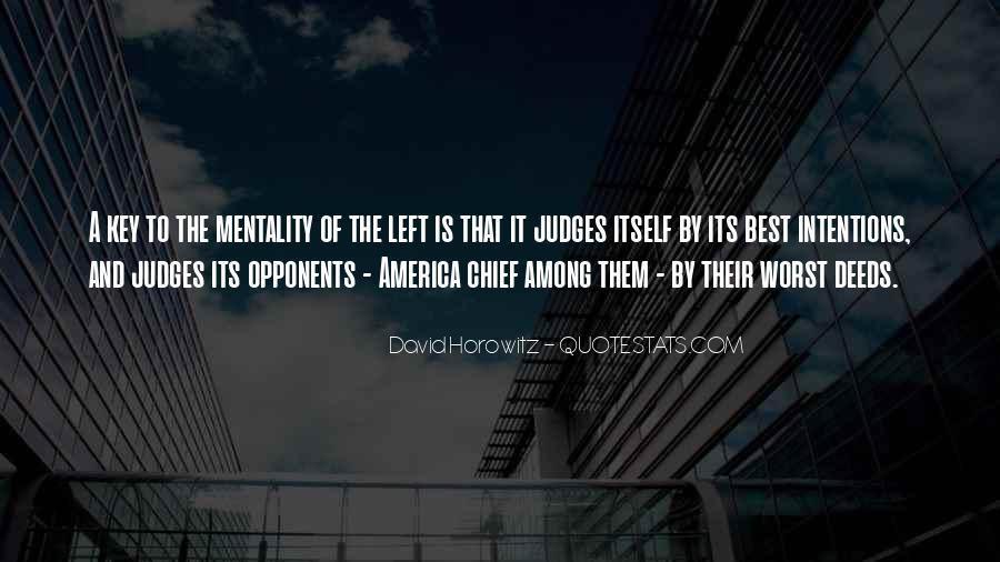 David Horowitz Quotes #1469225