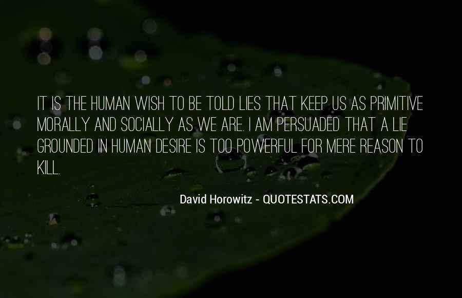 David Horowitz Quotes #1485805