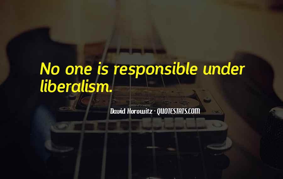 David Horowitz Quotes #1787862