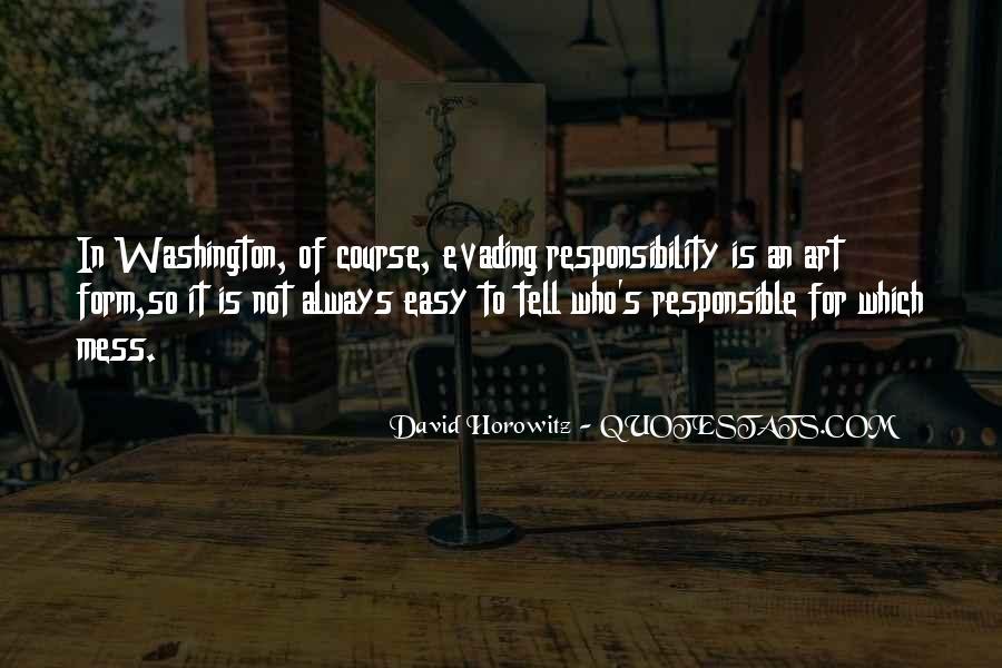 David Horowitz Quotes #196305