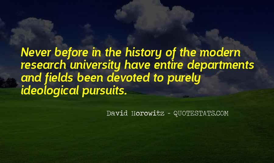 David Horowitz Quotes #281892