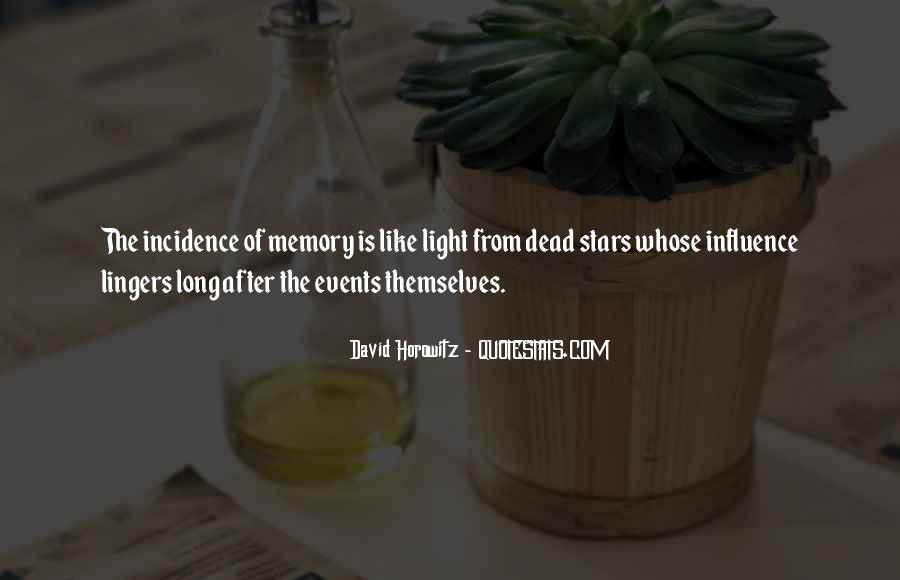 David Horowitz Quotes #297261