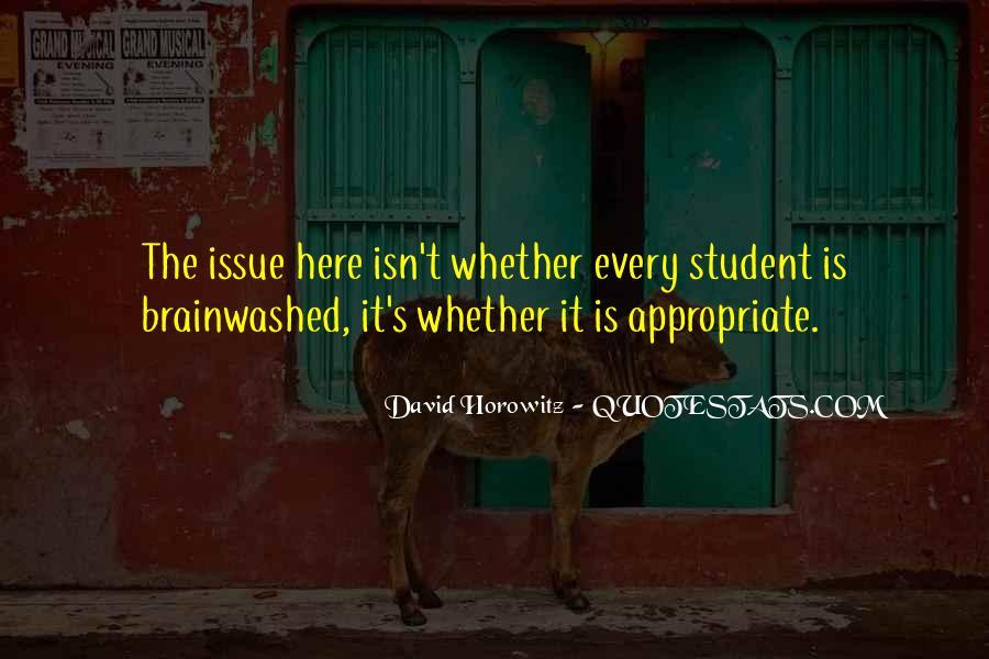 David Horowitz Quotes #484754