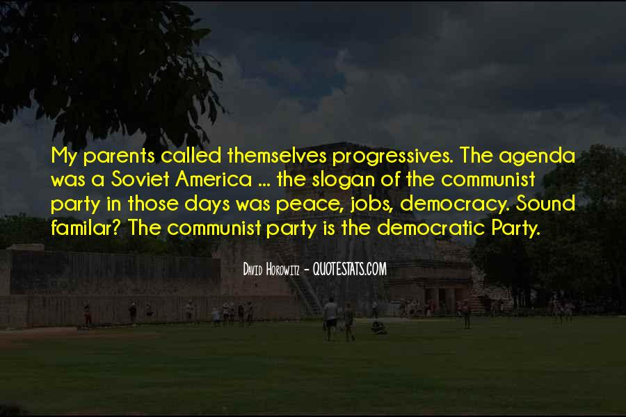 David Horowitz Quotes #502088