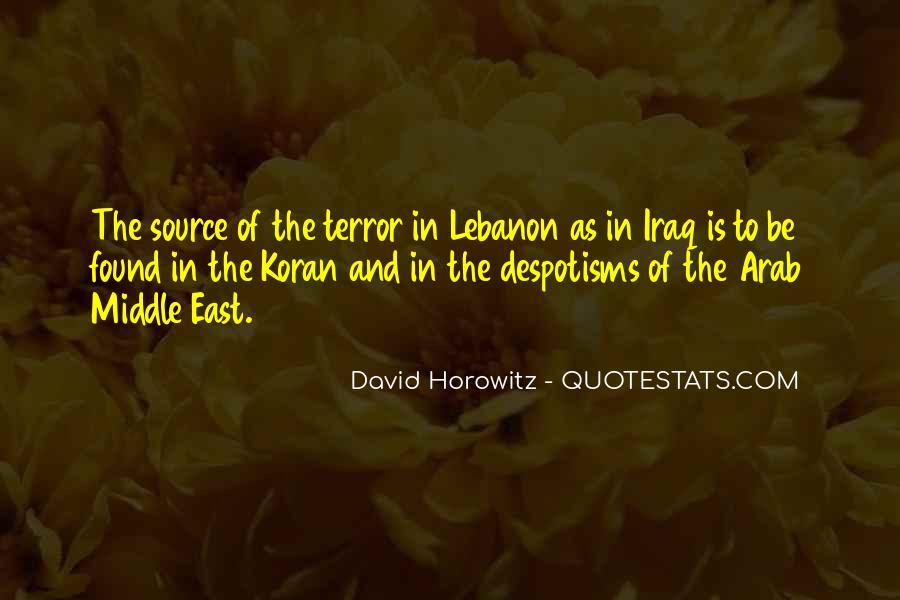 David Horowitz Quotes #665858
