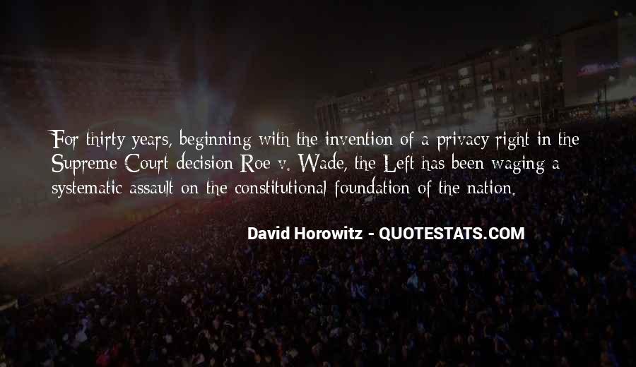 David Horowitz Quotes #805749
