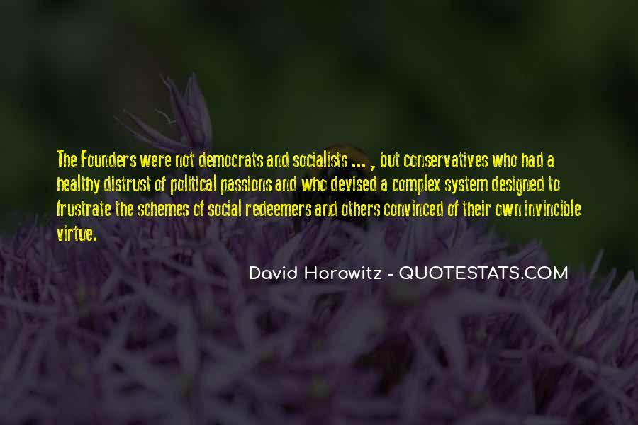 David Horowitz Quotes #901406