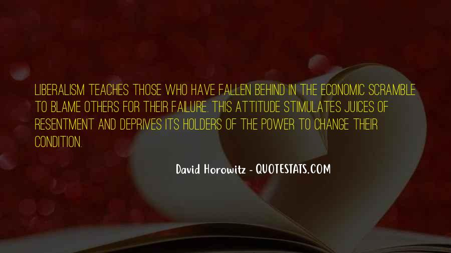 David Horowitz Quotes #934814