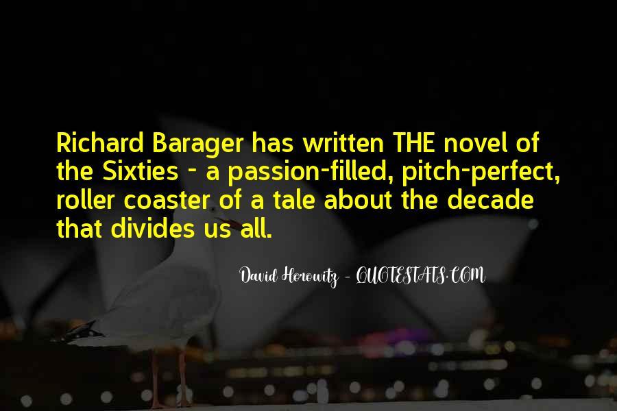 David Horowitz Quotes #979346