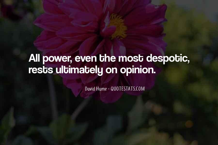 David Hume Quotes #1007640