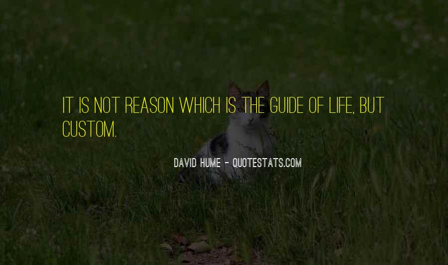 David Hume Quotes #1013775