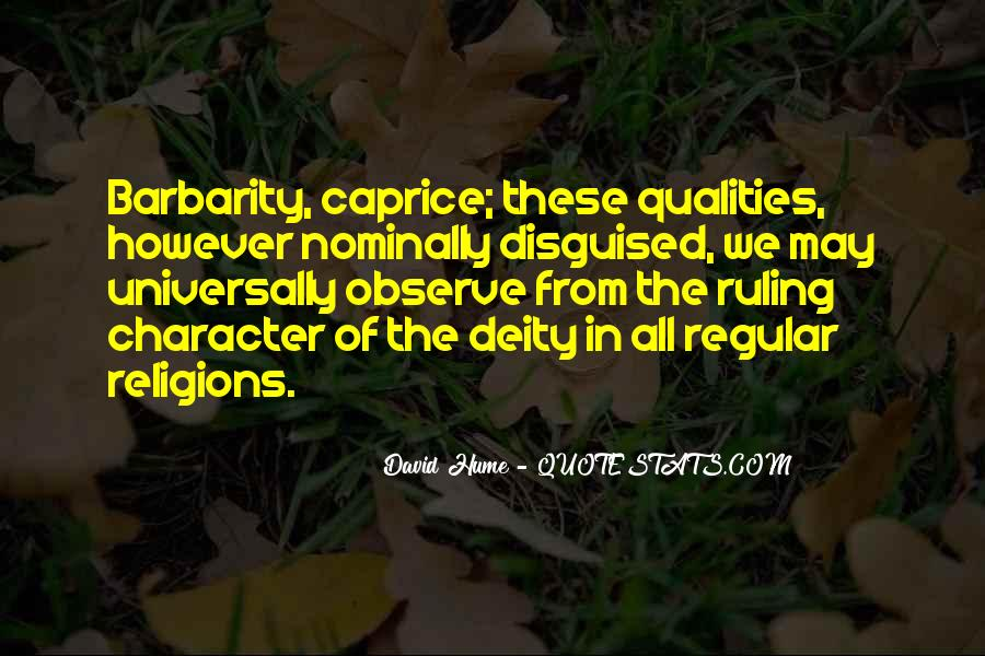 David Hume Quotes #1045523