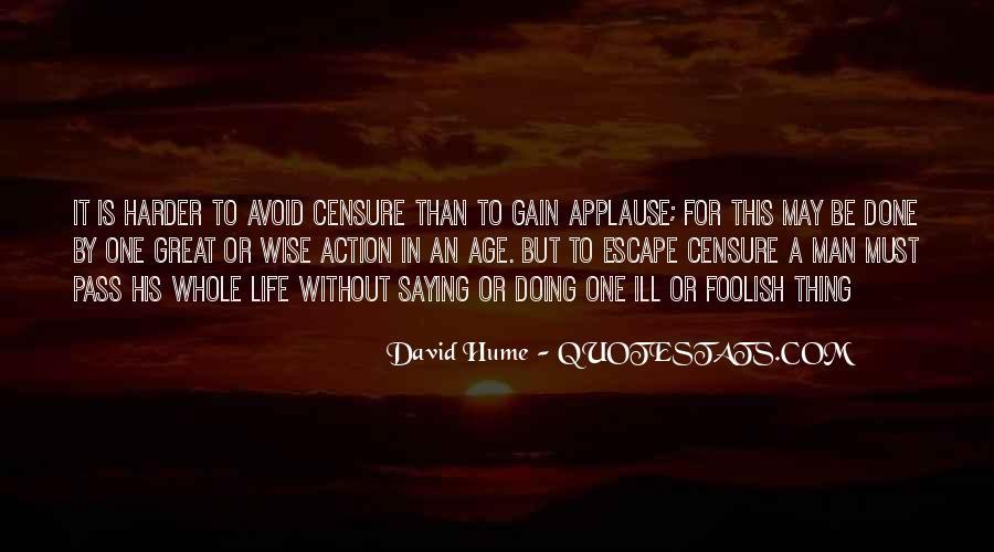 David Hume Quotes #1119130