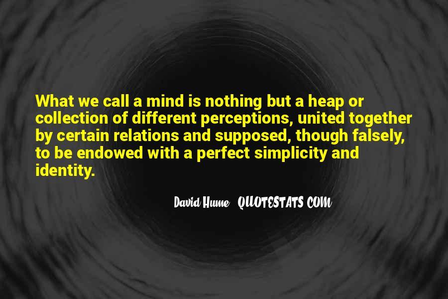 David Hume Quotes #1137659