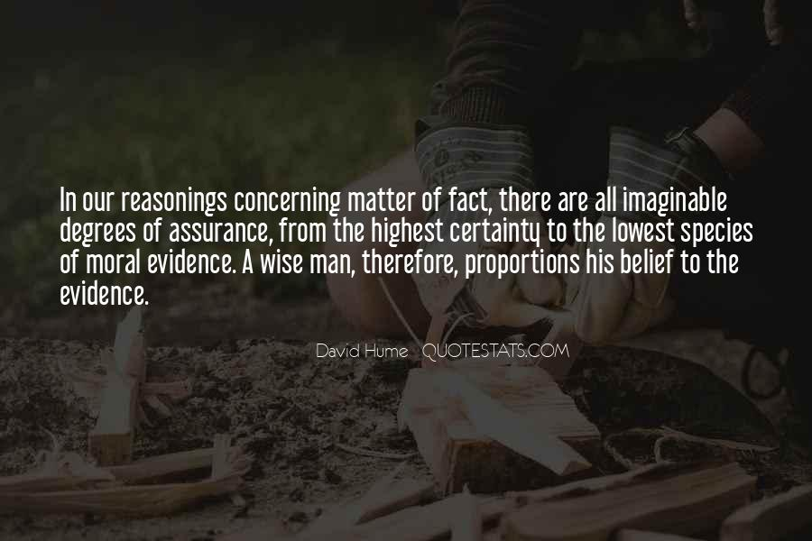 David Hume Quotes #1206642