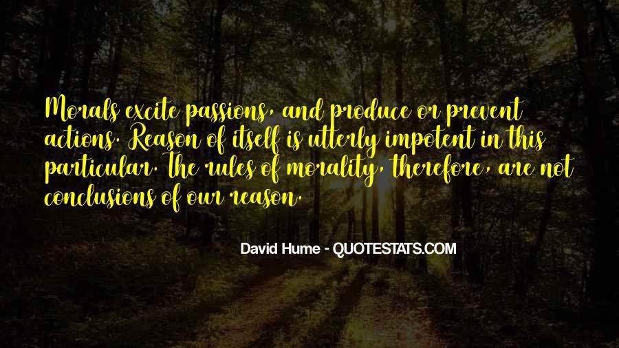 David Hume Quotes #1345747