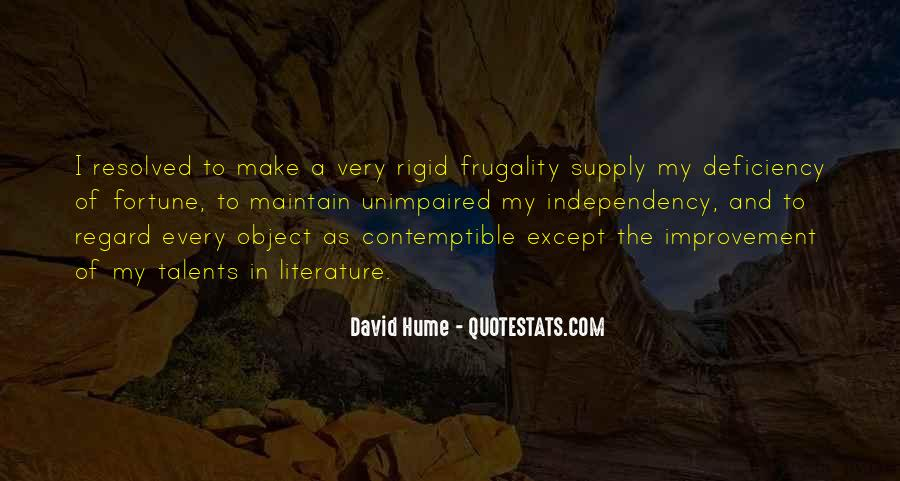 David Hume Quotes #1350333