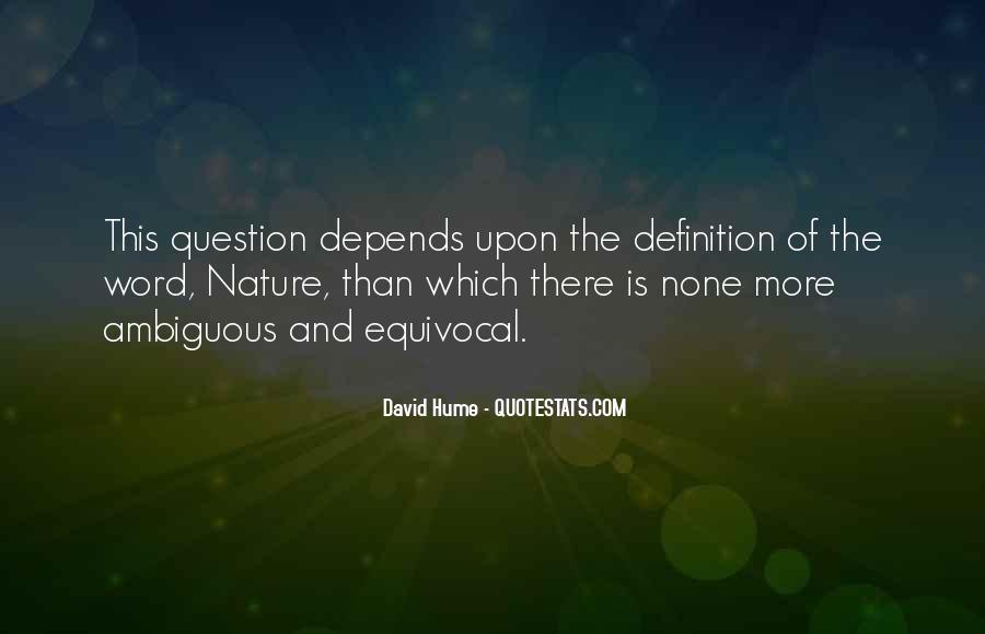 David Hume Quotes #143534