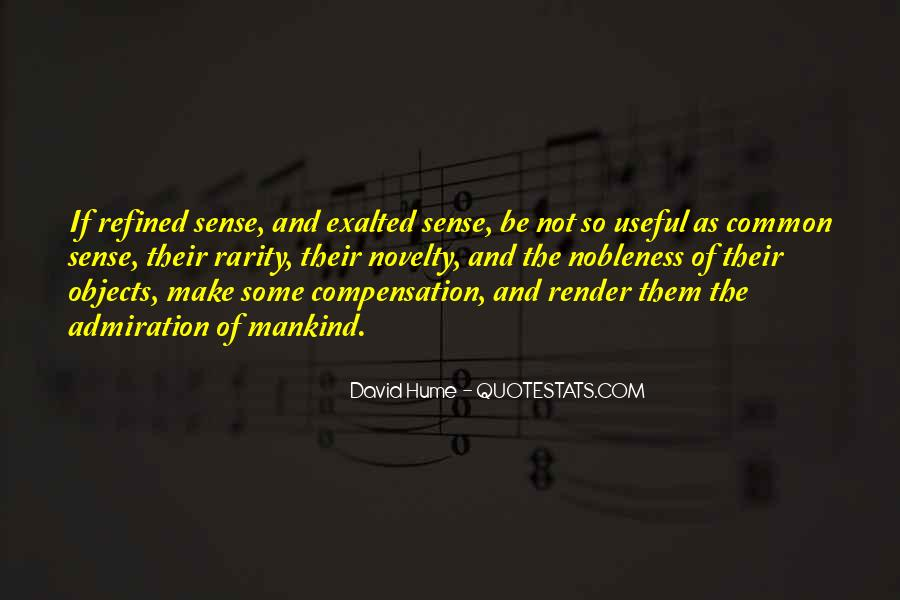 David Hume Quotes #1484655