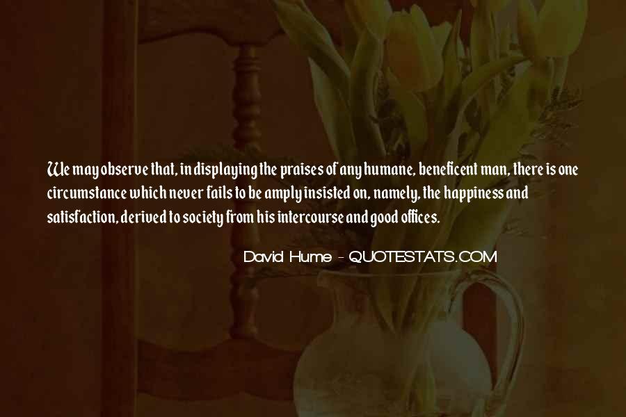 David Hume Quotes #1552482