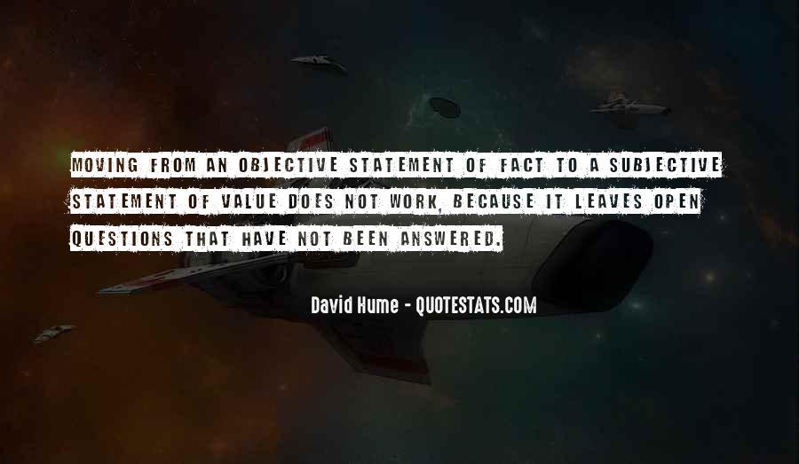 David Hume Quotes #155282