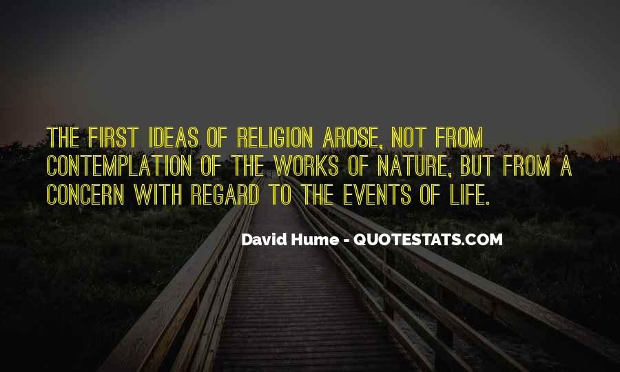 David Hume Quotes #1605341