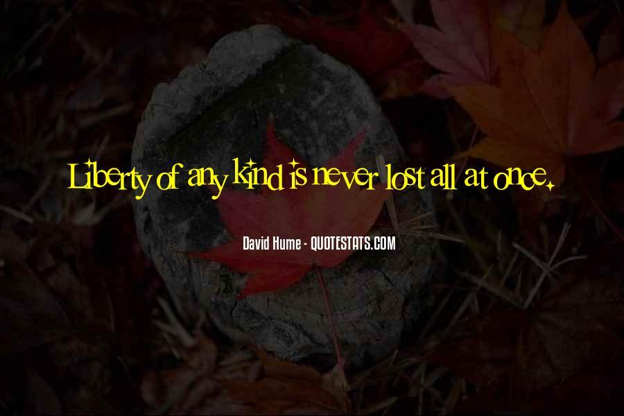 David Hume Quotes #1636779