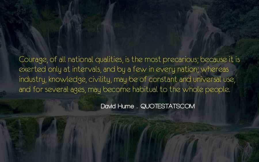 David Hume Quotes #1640097