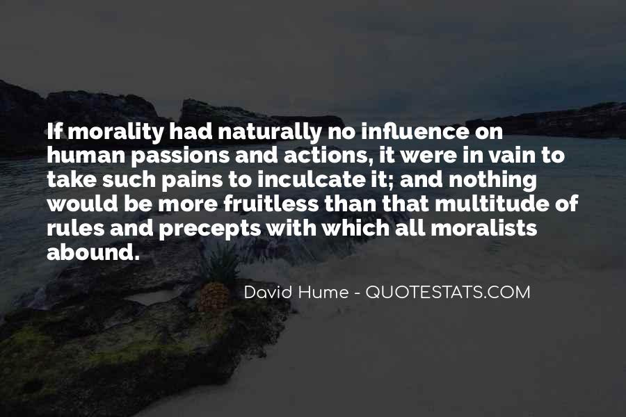 David Hume Quotes #1738414