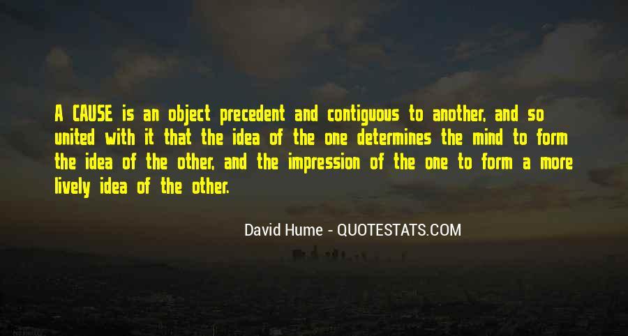 David Hume Quotes #1833239