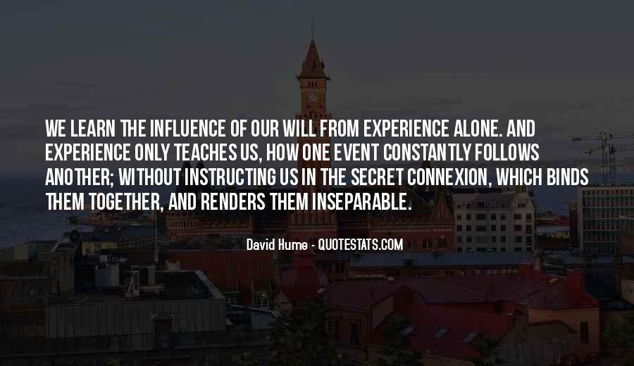David Hume Quotes #208120