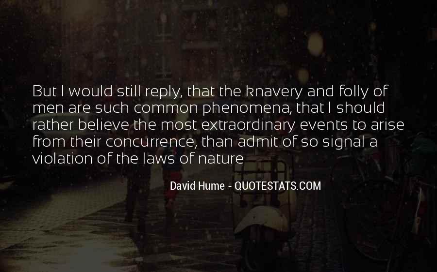 David Hume Quotes #211748