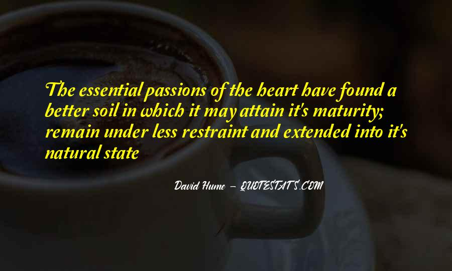 David Hume Quotes #219905