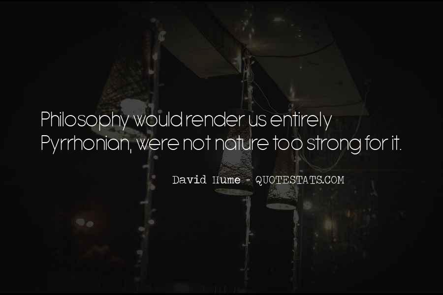 David Hume Quotes #221188