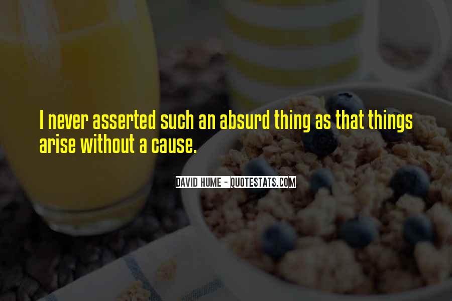 David Hume Quotes #322239
