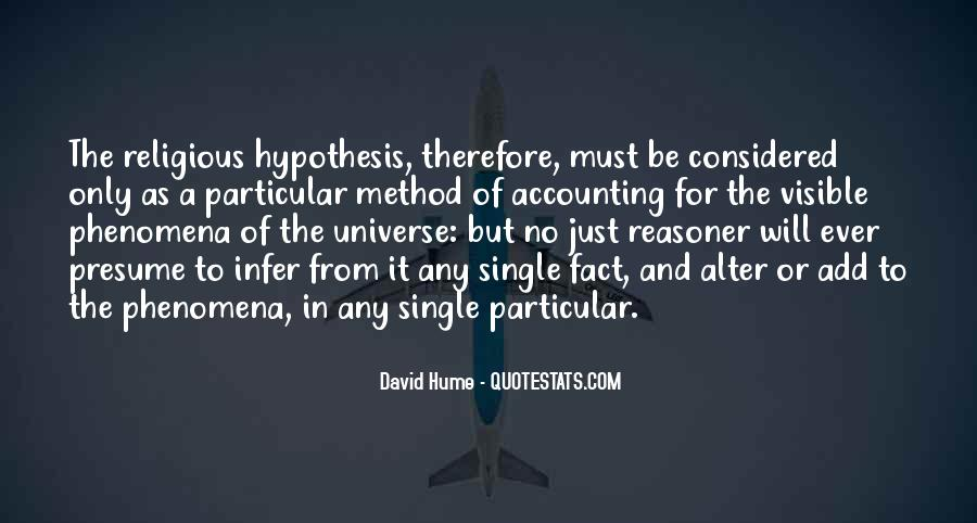 David Hume Quotes #327246