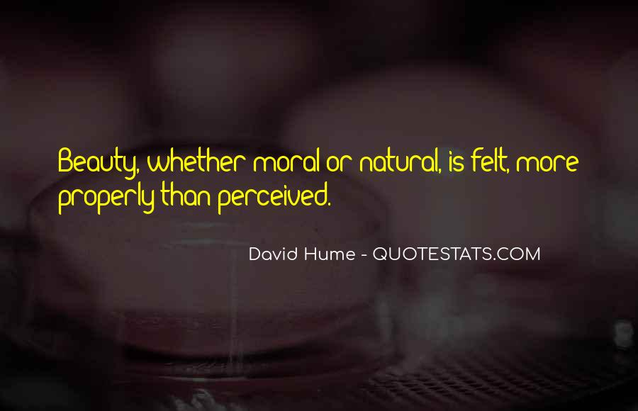 David Hume Quotes #366549