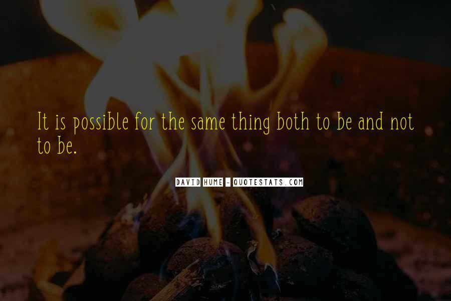 David Hume Quotes #418681