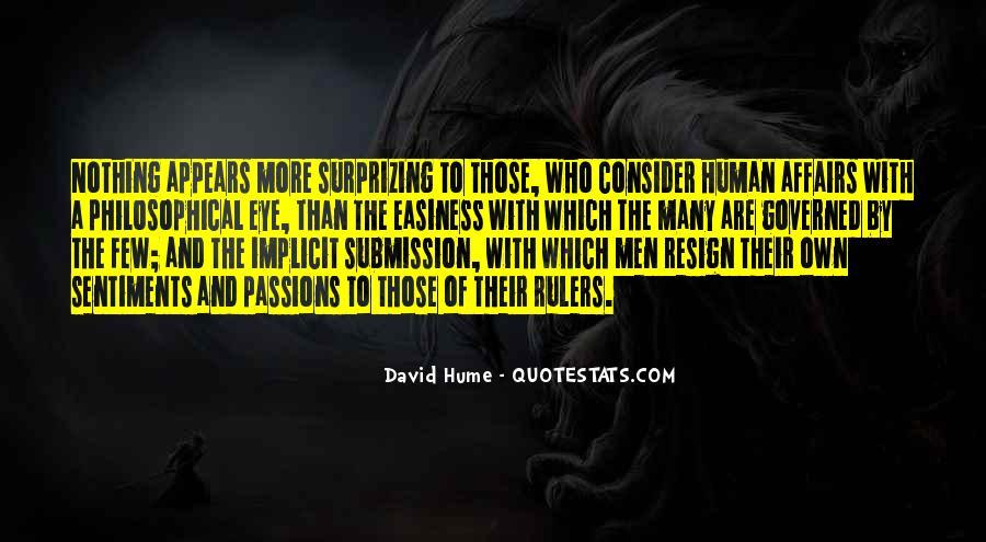 David Hume Quotes #452483