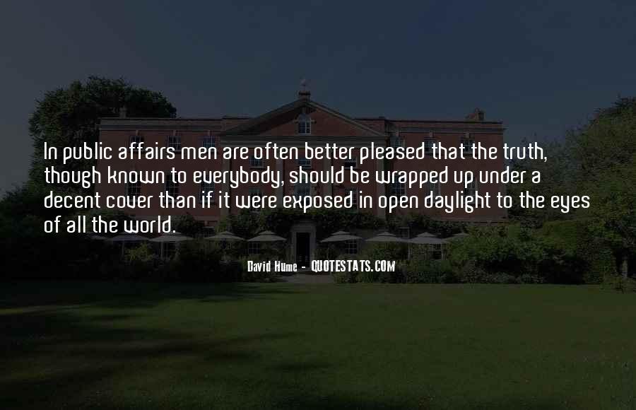 David Hume Quotes #704384