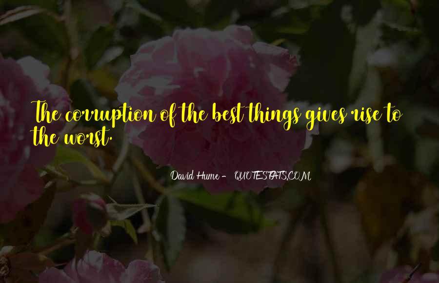 David Hume Quotes #772019