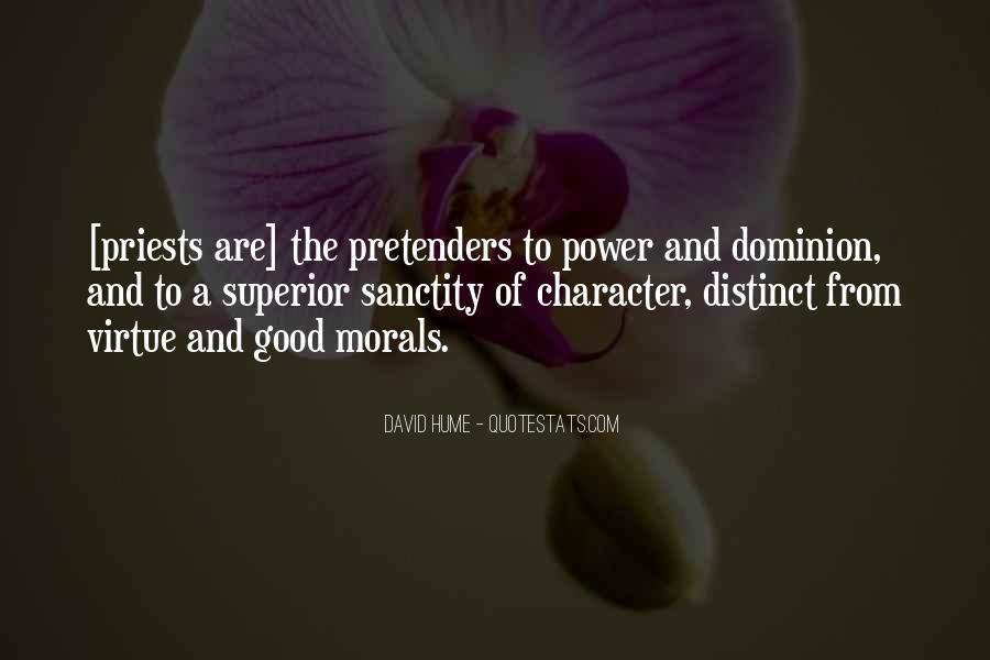 David Hume Quotes #85314