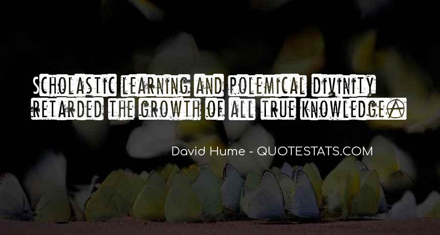 David Hume Quotes #972124
