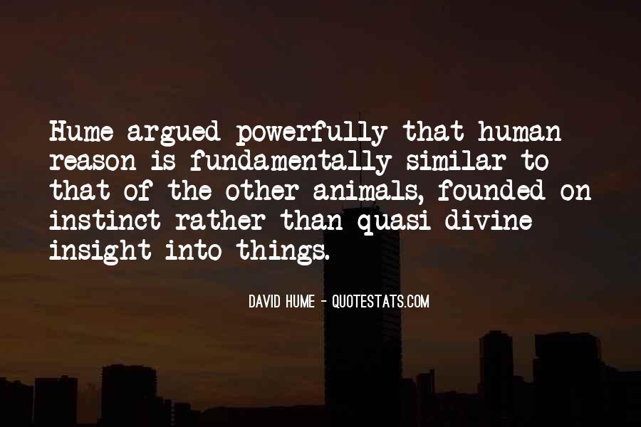 David Hume Quotes #980144