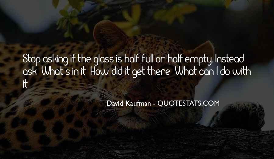 David Kaufman Quotes #930150