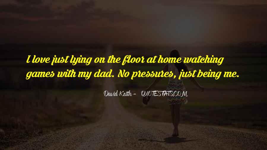 David Keith Quotes #99767